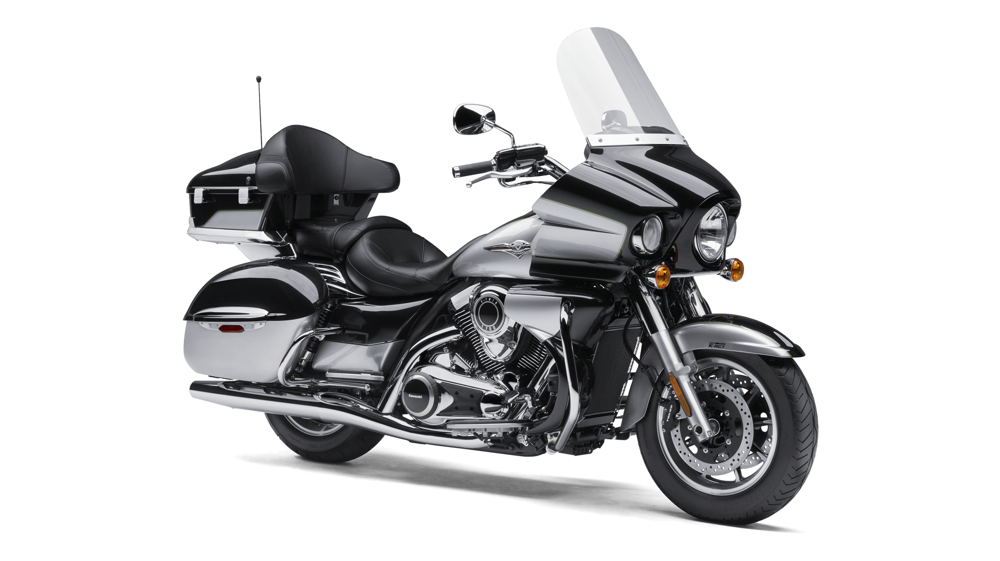 2017 VULCAN 1700 VOYAGER ABS
