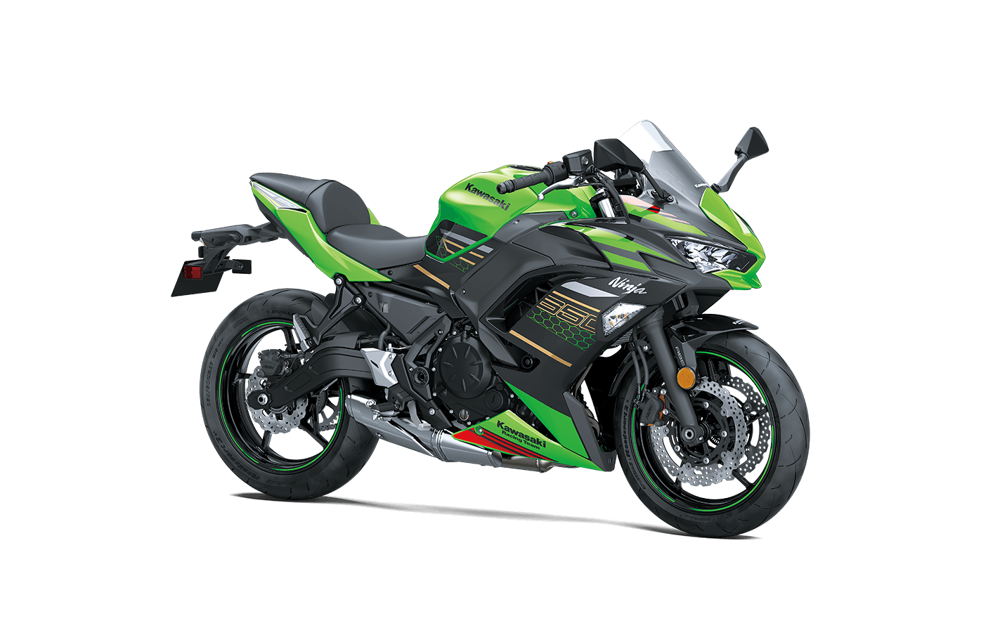 2020 NINJA® 650 ABS KRT EDITION