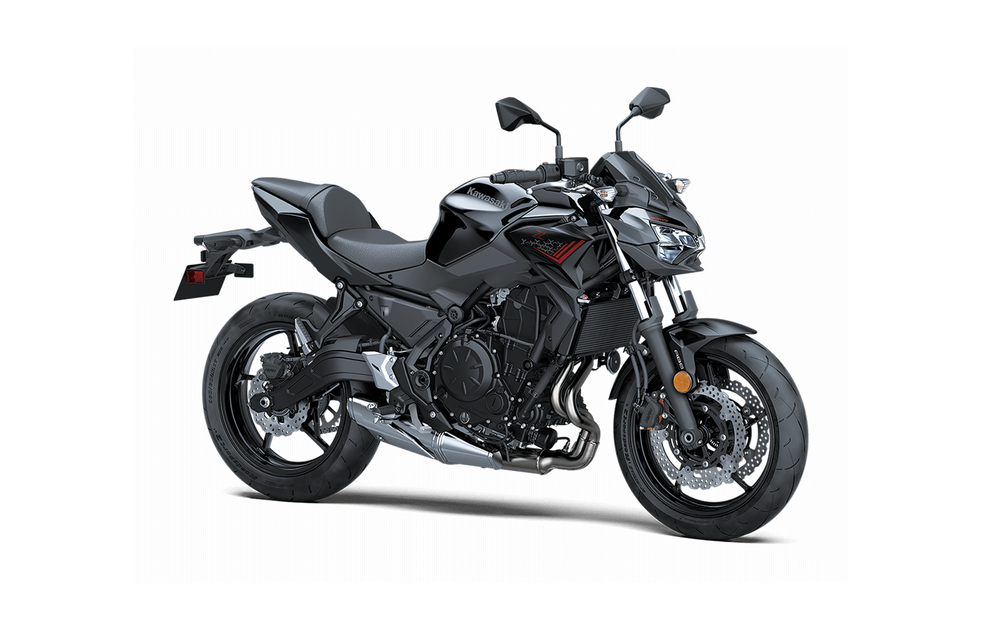 2020 Z650 ABS Metálico